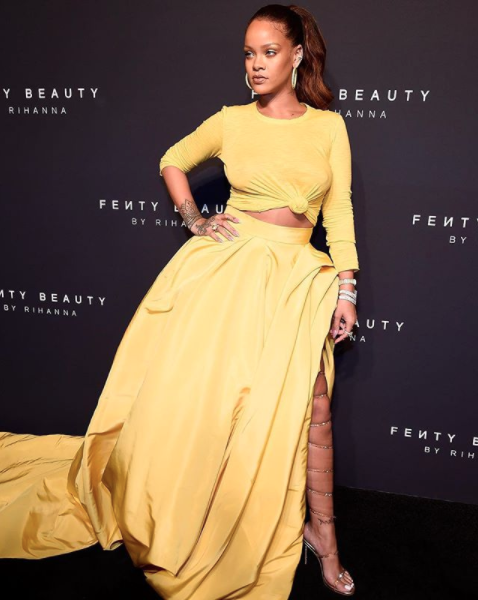 Fenty Beauty launching